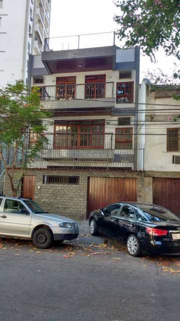 1 - Casa à venda Rua Meira de Vasconcelos,Grajaú, Rio de Janeiro - R$ 1.140.000 - WCCA40010 - 1