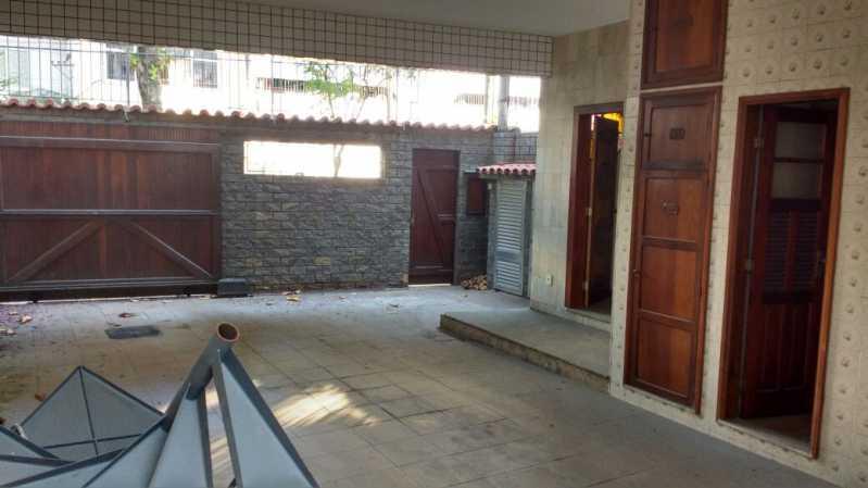 2 - Casa à venda Rua Meira de Vasconcelos,Grajaú, Rio de Janeiro - R$ 1.140.000 - WCCA40010 - 3