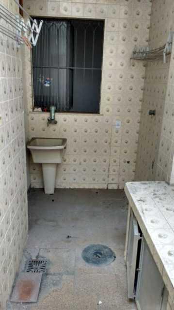 4 - Casa à venda Rua Meira de Vasconcelos,Grajaú, Rio de Janeiro - R$ 1.140.000 - WCCA40010 - 5