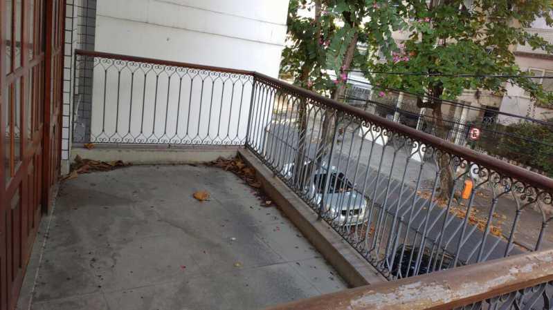 15 - Casa à venda Rua Meira de Vasconcelos,Grajaú, Rio de Janeiro - R$ 1.140.000 - WCCA40010 - 14