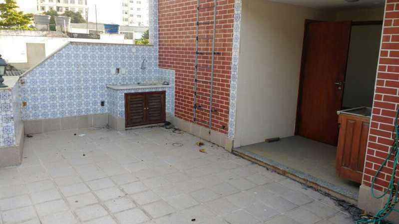 16 - Casa à venda Rua Meira de Vasconcelos,Grajaú, Rio de Janeiro - R$ 1.140.000 - WCCA40010 - 15