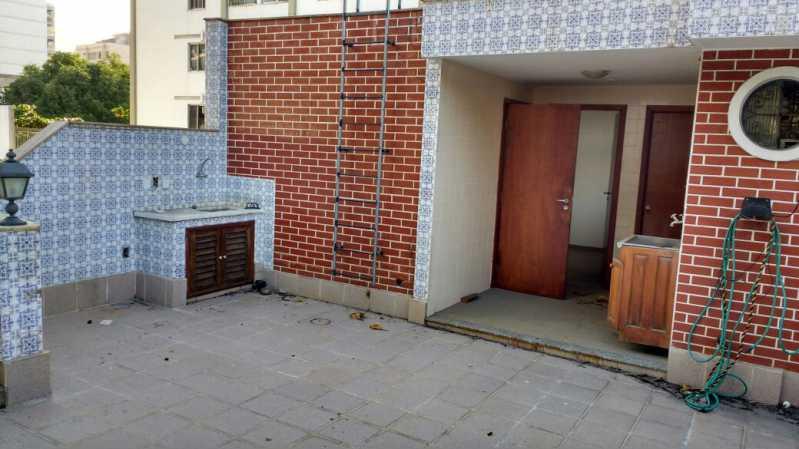 17 - Casa à venda Rua Meira de Vasconcelos,Grajaú, Rio de Janeiro - R$ 1.140.000 - WCCA40010 - 16