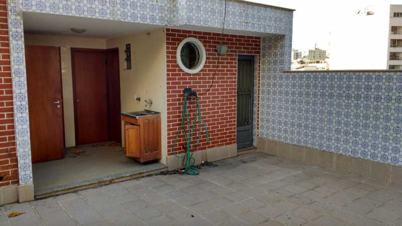 19 - Casa à venda Rua Meira de Vasconcelos,Grajaú, Rio de Janeiro - R$ 1.140.000 - WCCA40010 - 18