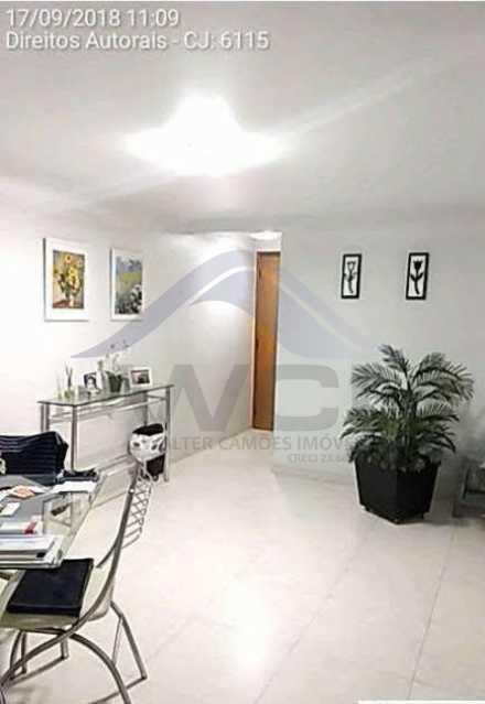 FOTO 2 - Apartamento à venda Rua Conde de Bonfim,Tijuca, Rio de Janeiro - R$ 485.000 - WCAP20388 - 3