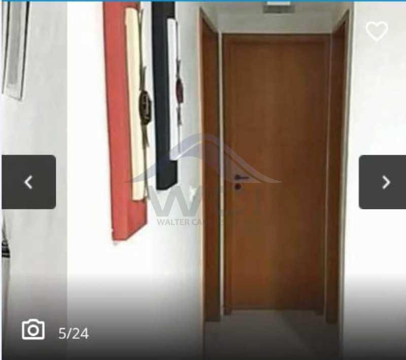 FOTO 4 - Apartamento à venda Rua Conde de Bonfim,Tijuca, Rio de Janeiro - R$ 460.000 - WCAP20388 - 5