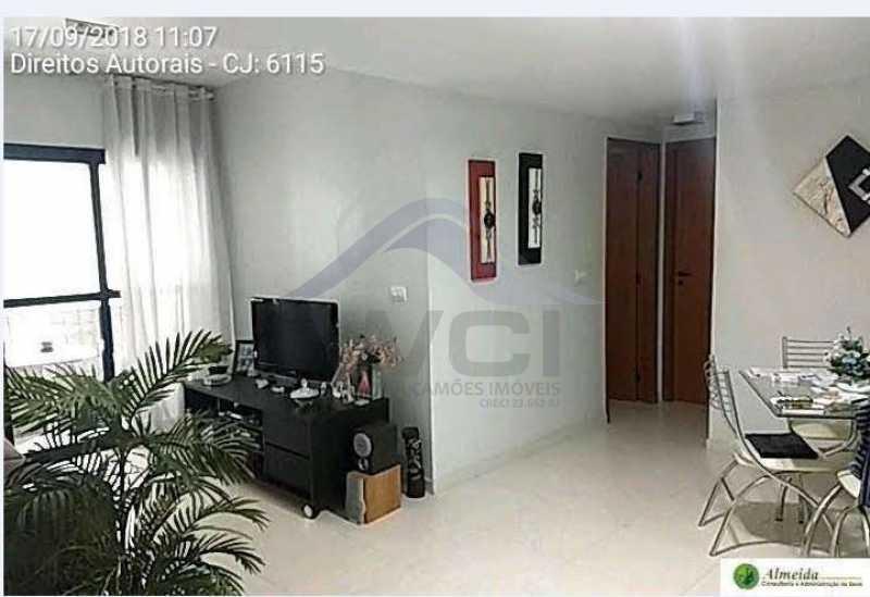 FOTO 5 - Apartamento à venda Rua Conde de Bonfim,Tijuca, Rio de Janeiro - R$ 460.000 - WCAP20388 - 6