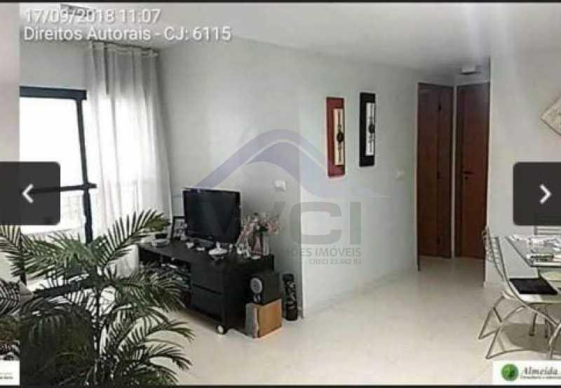 FOTO 7 - Apartamento à venda Rua Conde de Bonfim,Tijuca, Rio de Janeiro - R$ 485.000 - WCAP20388 - 8