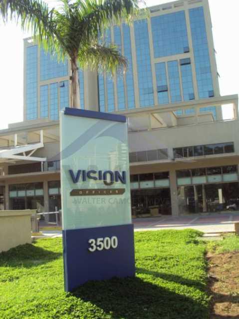 01-entrada1 - Vendo apartamento na Barra - WCSL00024 - 1