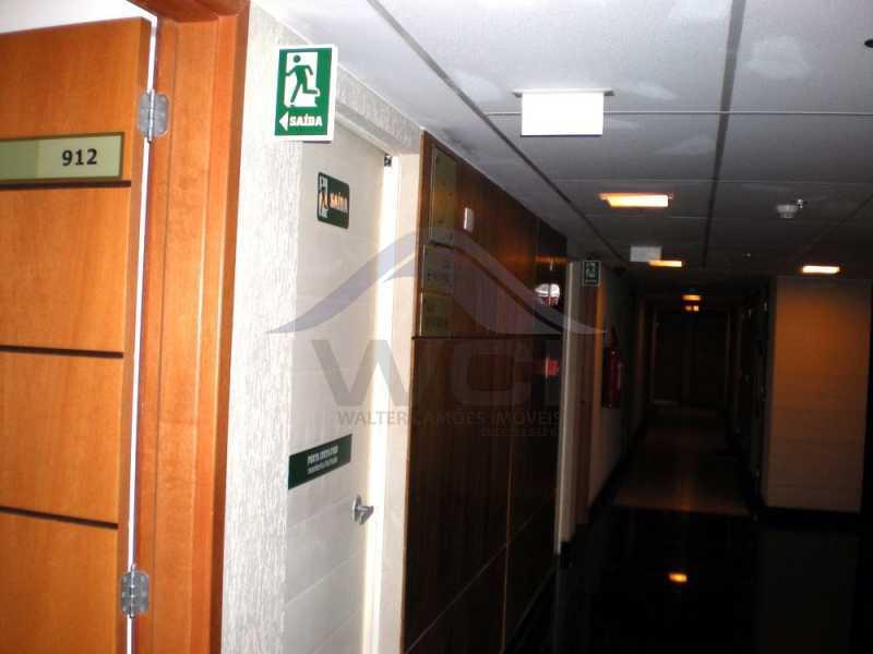 entrada-sala - Vendo apartamento na Barra - WCSL00024 - 13