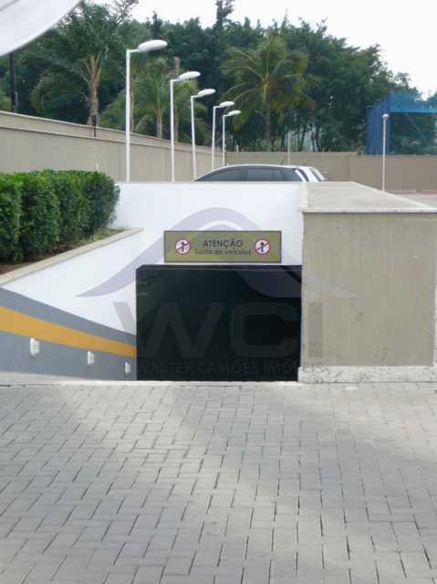 garagem sub2 - Vendo apartamento na Barra - WCSL00024 - 16