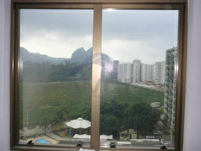 vista-janela-sala - Vendo apartamento na Barra - WCSL00024 - 28