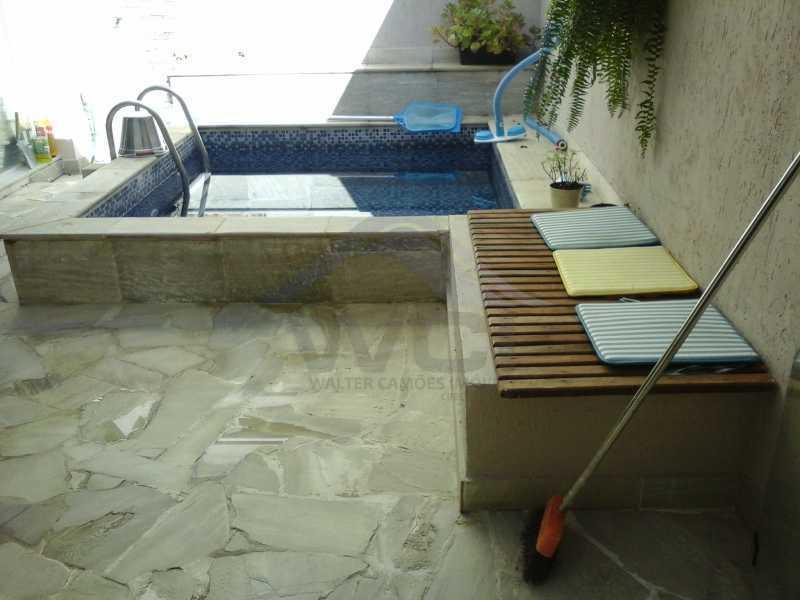 20200804_105433 - Casa de Vila à venda Rua Uruguai,Tijuca, Rio de Janeiro - R$ 1.060.000 - WCCV20018 - 8