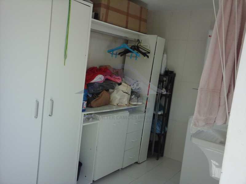 20200804_110427 - Casa de Vila à venda Rua Uruguai,Tijuca, Rio de Janeiro - R$ 1.060.000 - WCCV20018 - 28