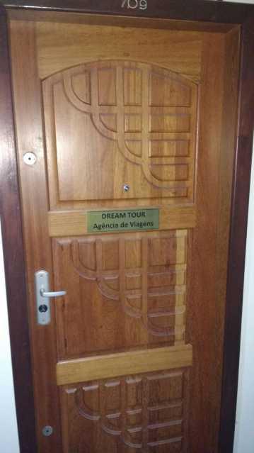 1 - Alugo sala mobiliada Tijuca - WCSL00001 - 1