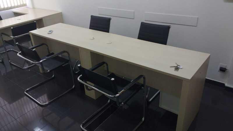 2 - Alugo sala mobiliada Tijuca - WCSL00001 - 3