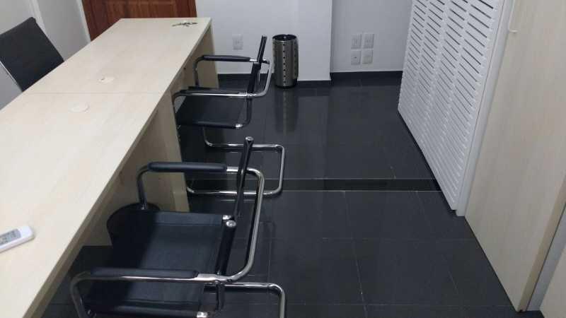3 - Alugo sala mobiliada Tijuca - WCSL00001 - 4