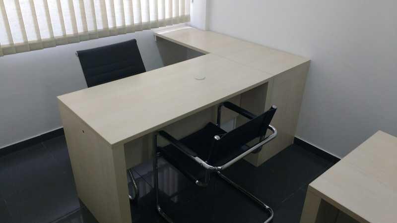 4 - Alugo sala mobiliada Tijuca - WCSL00001 - 5