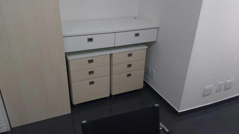 20 - Alugo sala mobiliada Tijuca - WCSL00001 - 20