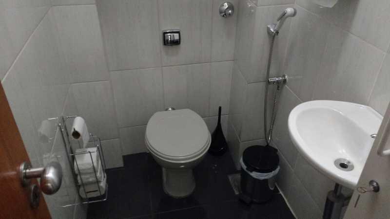 22 - Alugo sala mobiliada Tijuca - WCSL00001 - 22