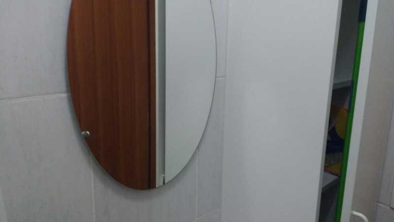 27 - Alugo sala mobiliada Tijuca - WCSL00001 - 27