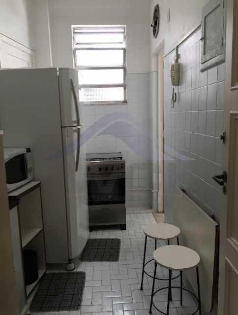 11-COZINHA - Alugo apartamento em Copacabana. - WCAP10118 - 5