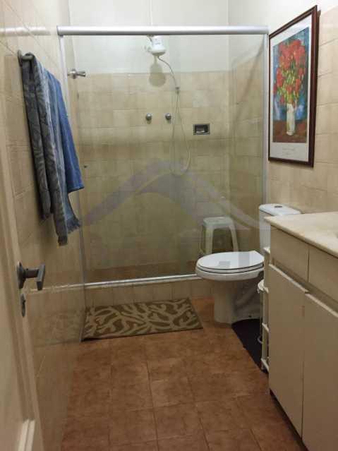 Banheiro 1 - Alugo apartamento em Copacabana. - WCAP10118 - 9