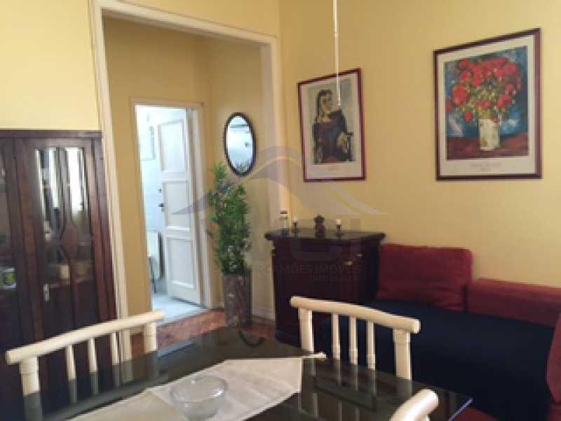 SALA D - Alugo apartamento em Copacabana. - WCAP10118 - 16