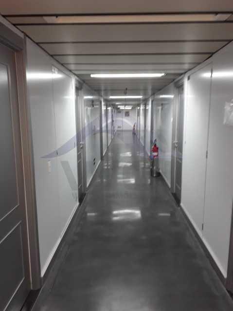 1201 - corredor. - VENDA, SALA COMERCIAL, CENTRO DO RIO - WCSL00040 - 10