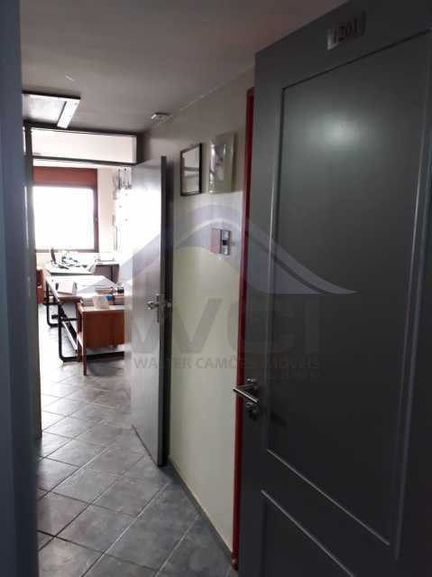 1201 - Entrada 1. - VENDA, SALA COMERCIAL, CENTRO DO RIO - WCSL00040 - 3