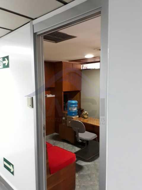 1201 - Entrada 2. - VENDA, SALA COMERCIAL, CENTRO DO RIO - WCSL00040 - 4