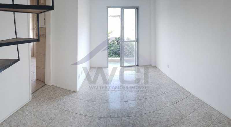 106037632_3245551055508083_783 - Cobertura 2 quartos à venda Cachambi, Rio de Janeiro - R$ 285.000 - WCCO20025 - 12