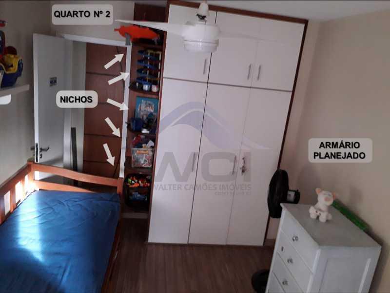 WhatsApp Image 2021-05-12 at 1 - Apartamento à venda Avenida Engenheiro Otacílio Negrão de Lima,Vila Isabel, Rio de Janeiro - R$ 560.000 - WCAP20565 - 12