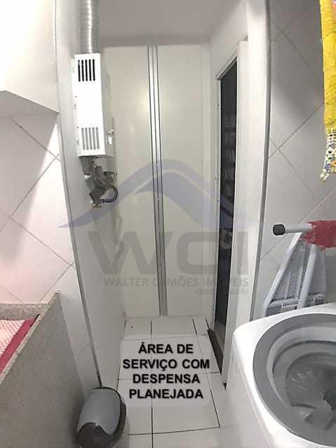 WhatsApp Image 2021-05-12 at 1 - Apartamento à venda Avenida Engenheiro Otacílio Negrão de Lima,Vila Isabel, Rio de Janeiro - R$ 560.000 - WCAP20565 - 22
