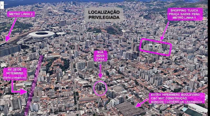 WhatsApp Image 2021-05-12 at 1 - Apartamento à venda Avenida Engenheiro Otacílio Negrão de Lima,Vila Isabel, Rio de Janeiro - R$ 560.000 - WCAP20565 - 30