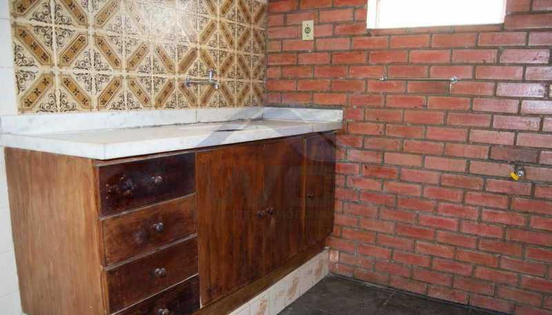 AREA DO SEGUNDO ANDAR COM PIA - Vendo Casa Tijuca - WCCV30016 - 19