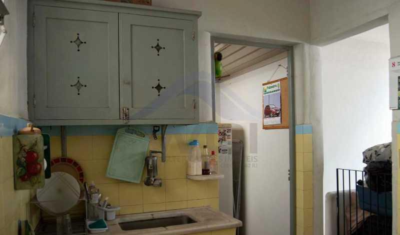 COZINHA COM A AREA  DO 1 ANDAR - Vendo Casa Tijuca - WCCV30016 - 15