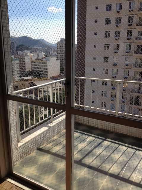 IMG_5917 - Apartamento Para Alugar - Tijuca - Rio de Janeiro - RJ - WCAP10013 - 1