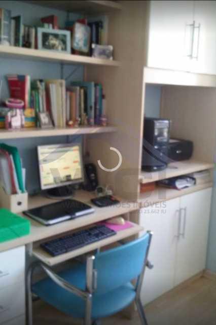 ESCRITORIO. - Apartamento 3 quartos à venda Recreio dos Bandeirantes, Rio de Janeiro - R$ 550.000 - WCAP30427 - 4