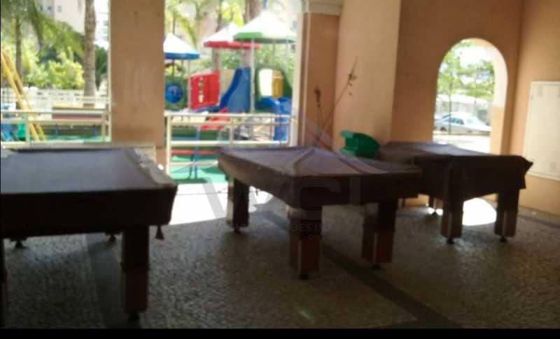 MAS MESA DE JOGOS. - Apartamento 3 quartos à venda Recreio dos Bandeirantes, Rio de Janeiro - R$ 550.000 - WCAP30427 - 1