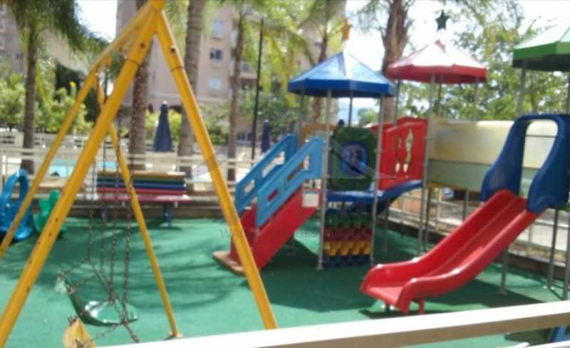 PARQUINHO RECREIO. - Apartamento 3 quartos à venda Recreio dos Bandeirantes, Rio de Janeiro - R$ 550.000 - WCAP30427 - 5