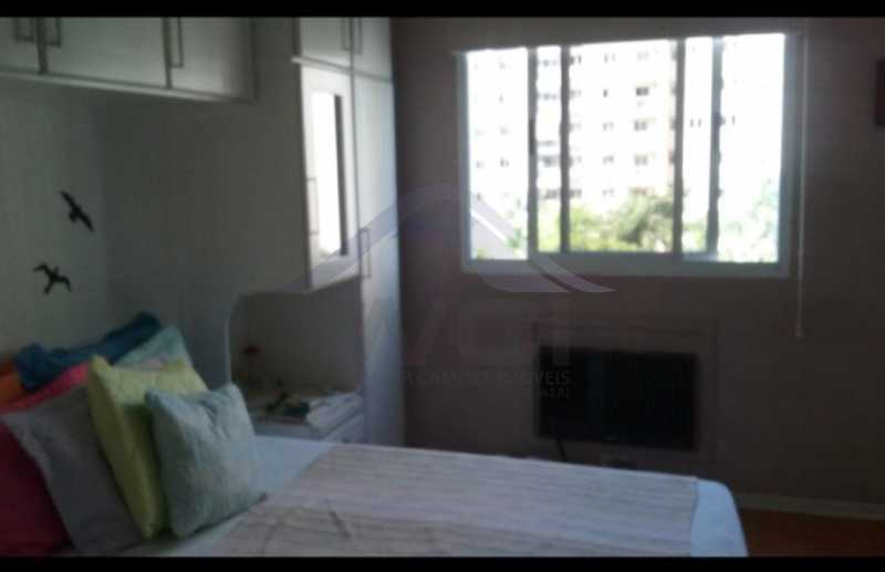 QUARTO1. - Apartamento 3 quartos à venda Recreio dos Bandeirantes, Rio de Janeiro - R$ 550.000 - WCAP30427 - 13