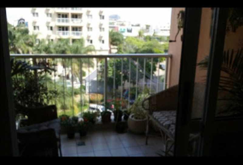 VARANDA1. - Apartamento 3 quartos à venda Recreio dos Bandeirantes, Rio de Janeiro - R$ 550.000 - WCAP30427 - 12