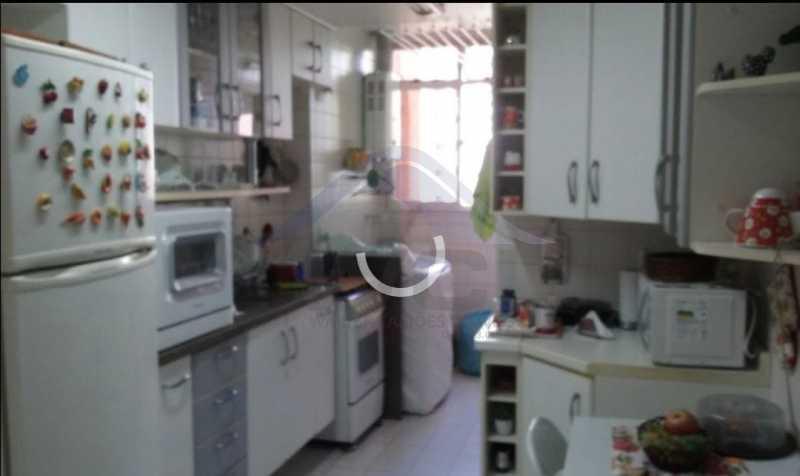 COZINHA E AREA1. - Apartamento 3 quartos à venda Recreio dos Bandeirantes, Rio de Janeiro - R$ 550.000 - WCAP30427 - 15