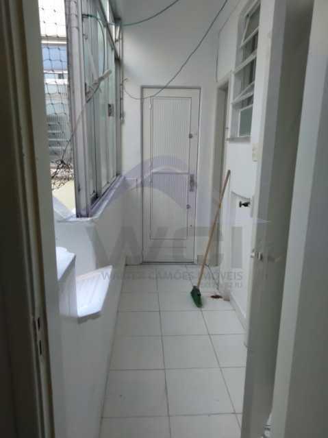 WhatsApp Image 2021-09-02 at 1 - Apartamento para alugar Rua São Francisco Xavier,Maracanã, Rio de Janeiro - R$ 1.600 - WCAP20619 - 16