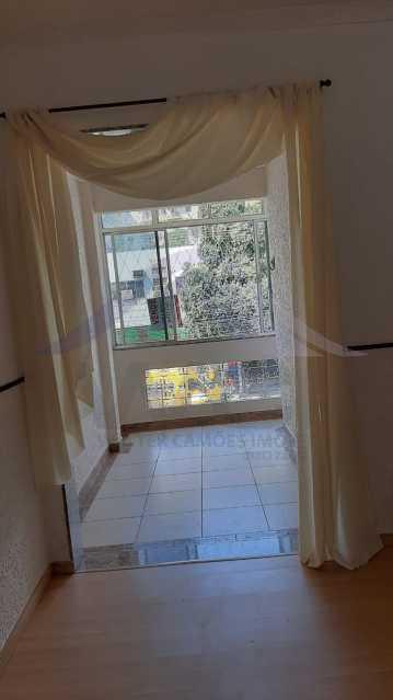 WhatsApp Image 2021-09-27 at 1 - Vendo apartamento 2 quartos no Riachuelo todo reformado - WCAP20637 - 1