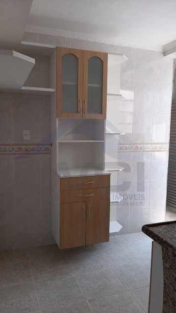 WhatsApp Image 2021-09-27 at 1 - Vendo apartamento 2 quartos no Riachuelo todo reformado - WCAP20637 - 12