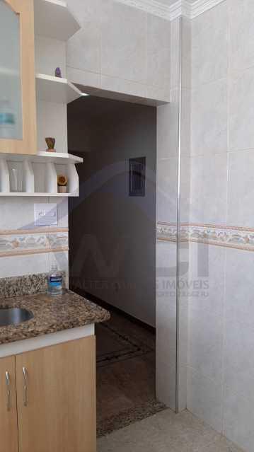 WhatsApp Image 2021-09-27 at 1 - Vendo apartamento 2 quartos no Riachuelo todo reformado - WCAP20637 - 16