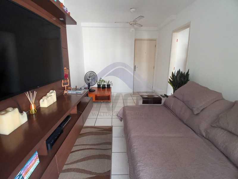 WhatsApp Image 2021-10-13 at 1 - Apartamento à venda Estrada do Rio Grande,Taquara, Rio de Janeiro - R$ 275.000 - WCAP20639 - 1