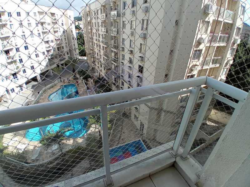 WhatsApp Image 2021-10-13 at 1 - Apartamento à venda Estrada do Rio Grande,Taquara, Rio de Janeiro - R$ 275.000 - WCAP20639 - 6