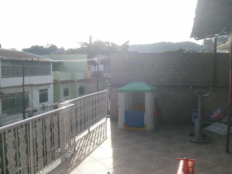 ramalho 005 - Vendo casa na Tijuca - WCCA50002 - 3